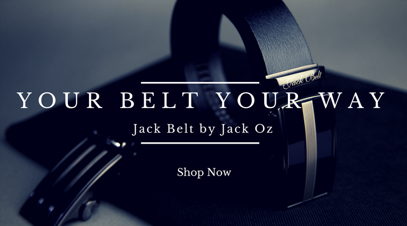 Jack Belt by Jack Oz